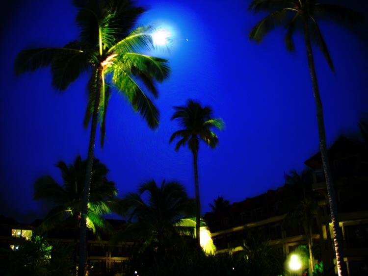 пхукет фото ночью