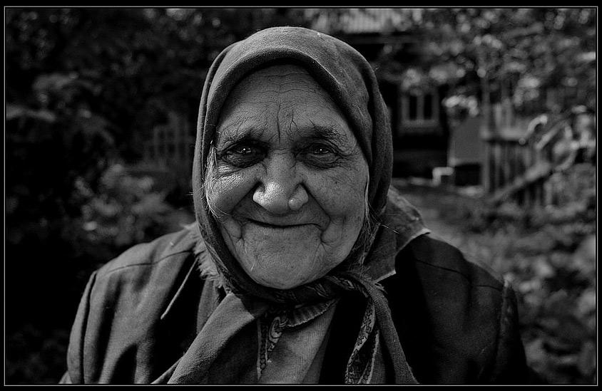 бабы фото старые