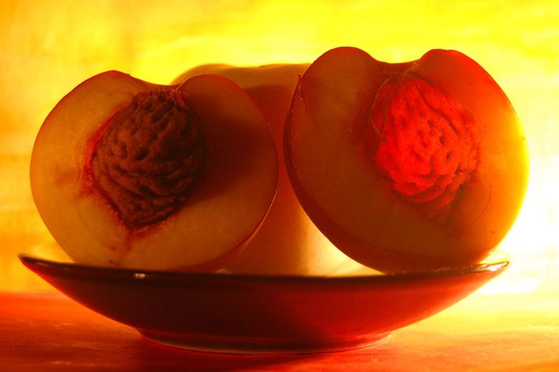 мокрый персик фото