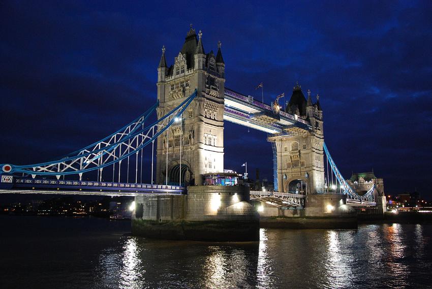 Фотография лондон тауэрский мост 2