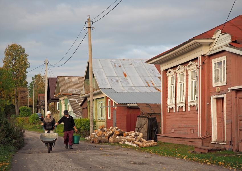 фотографии в провинции