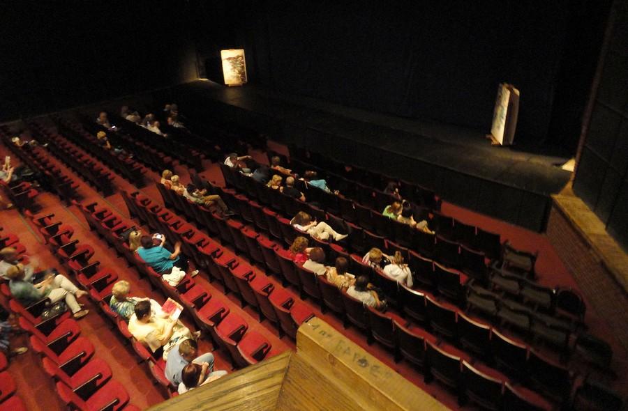 Театр содружество актеров на таганке основная сцена схема зала
