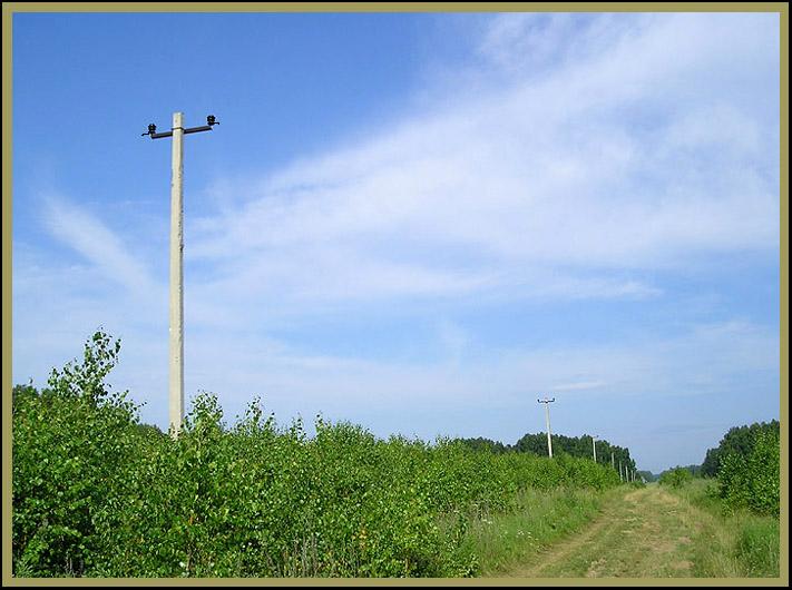 фотография Передача энергии без проводов photoline.ru (лайн.рф) .
