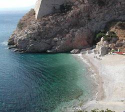 Paliokastro Beach