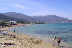 Stalida Beach