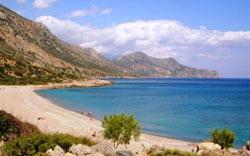 Diskos Beach