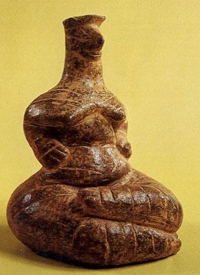Неолитическая статуэтка. Крит.