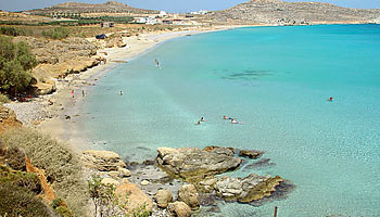 Xerokampos beach
