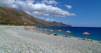 Gialaskari Beach